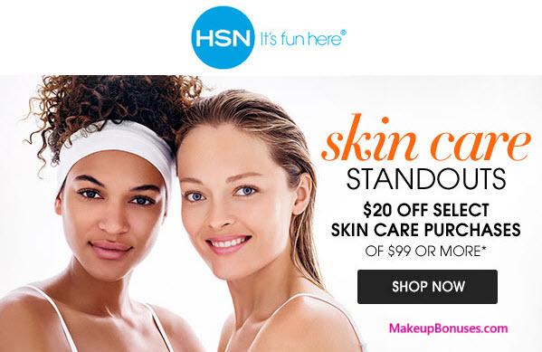 HSN Sale - MakeupBonuses.com