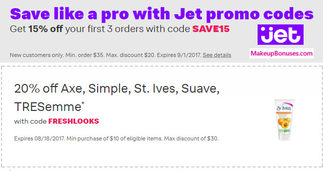 Jet Sale - MakeupBonuses.com