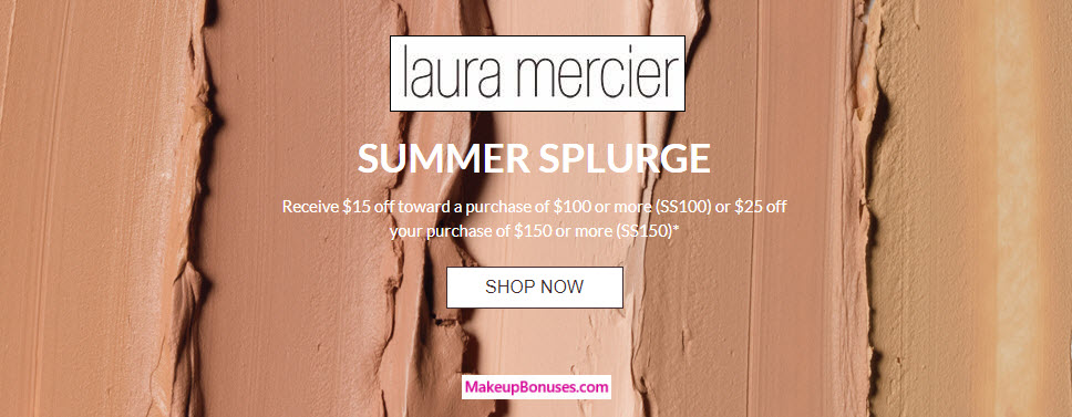 Laura Mercier Sale - MakeupBonuses.com