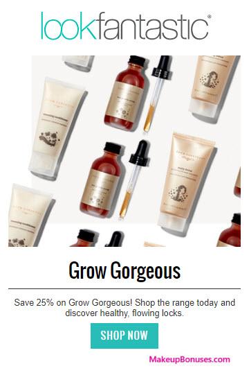 Look Fantastic Sale - MakeupBonuses.com
