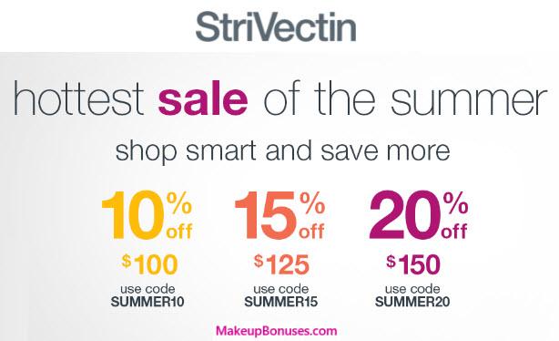 StriVectin Sale - MakeupBonuses.com