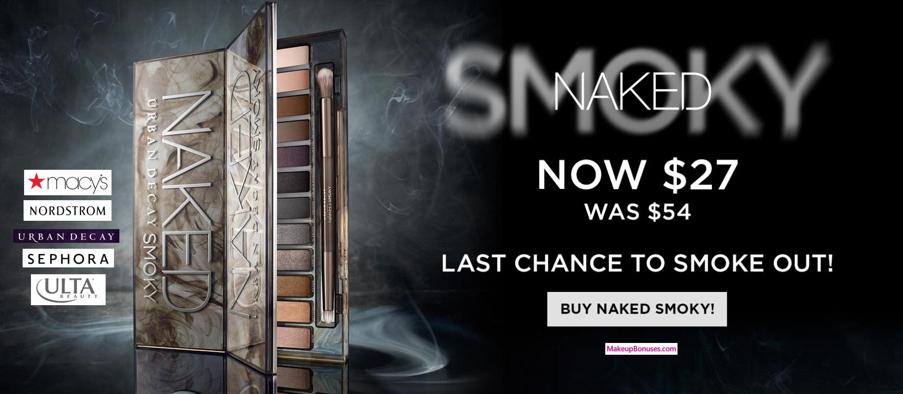 Urban Decay Sale - MakeupBonuses.com