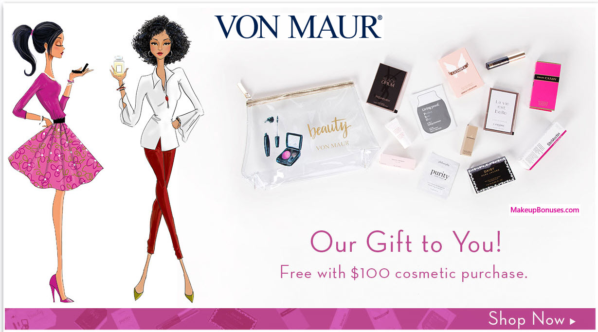Receive a free 13-pc gift with your $100 Multi-Brand purchase