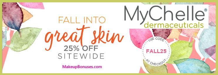MyChelle Sale - MakeupBonuses.com