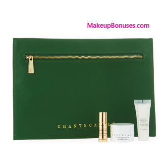 Receive a free 4-pc gift with your $295 Chantecaille purchase