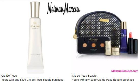 Receive a free 7-pc gift with your $350 Clé de Peau Beauté purchase