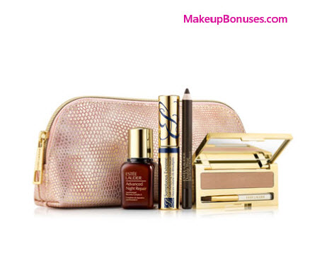 Receive a free 5-pc gift with your $100 Estée Lauder purchase