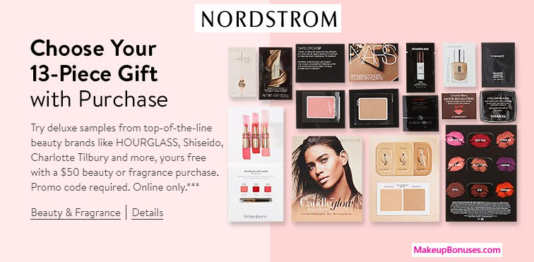 Nordstrom Bonus Gift With Purchase
