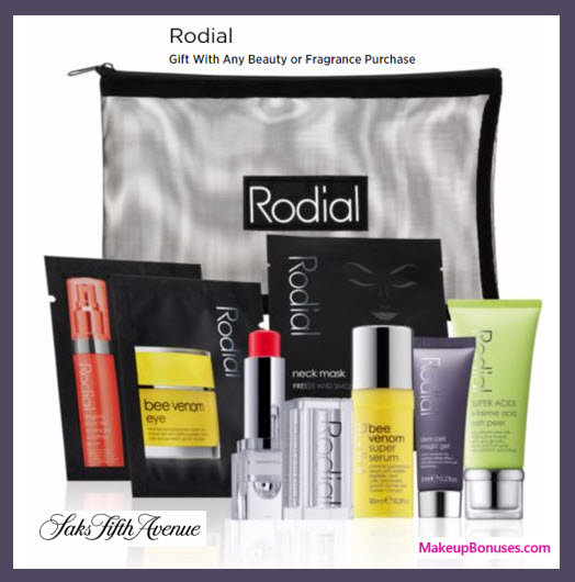 Receive a free 8-pc gift with your $150 Multi-Brand purchase