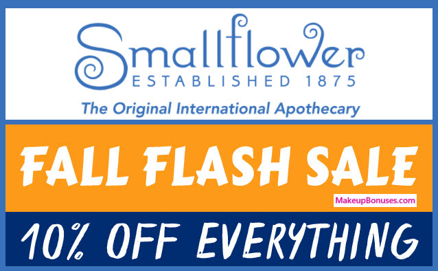 For Smallflower we currently have 8 coupons and 1 deals. Our users can save with our coupons on average about $Todays best offer is Today Only! 11% Off adoption-funds.ml you can't find a coupon or a deal for you product then sign up for alerts and you will get updates on every new coupon added for Smallflower.