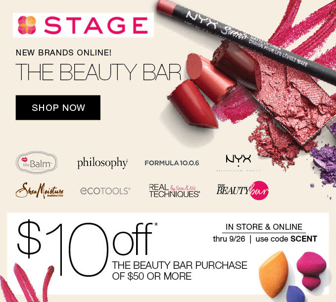 Stage Stores Sale - MakeupBonuses.com