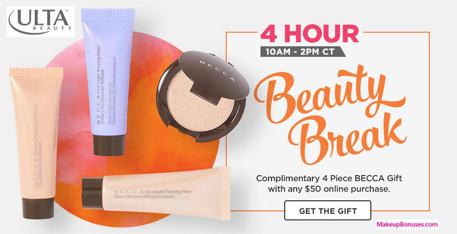 Receive a free 4-pc gift with your $50 Multi-Brand purchase