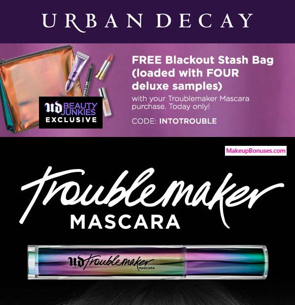 Urban Decay - Makeup Bonuses - Part 15