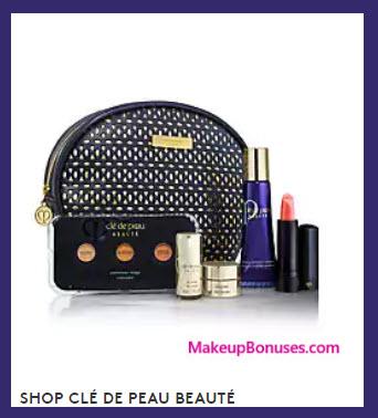 Receive a free 5-pc gift with your $350 Clé de Peau Beauté purchase
