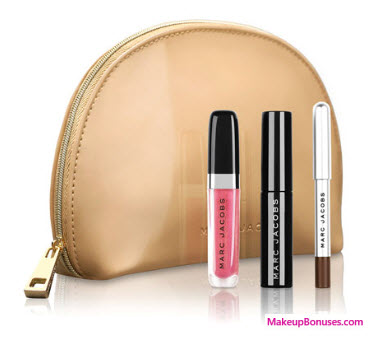 Receive a free 4-pc gift with your $125 Marc Jacobs Beauty purchase