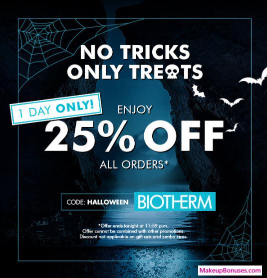 Biotherm Sale - MakeupBonuses.com