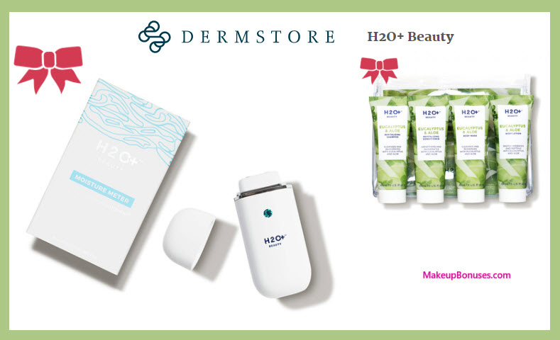 Receive a free 5-pc gift with your $40 H2O+ Beauty purchase