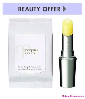 Receive a free 51-pc gift with your $350 Clé de Peau Beauté purchase