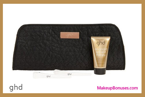 Receive a free 4-pc gift with your $149 GHD purchase