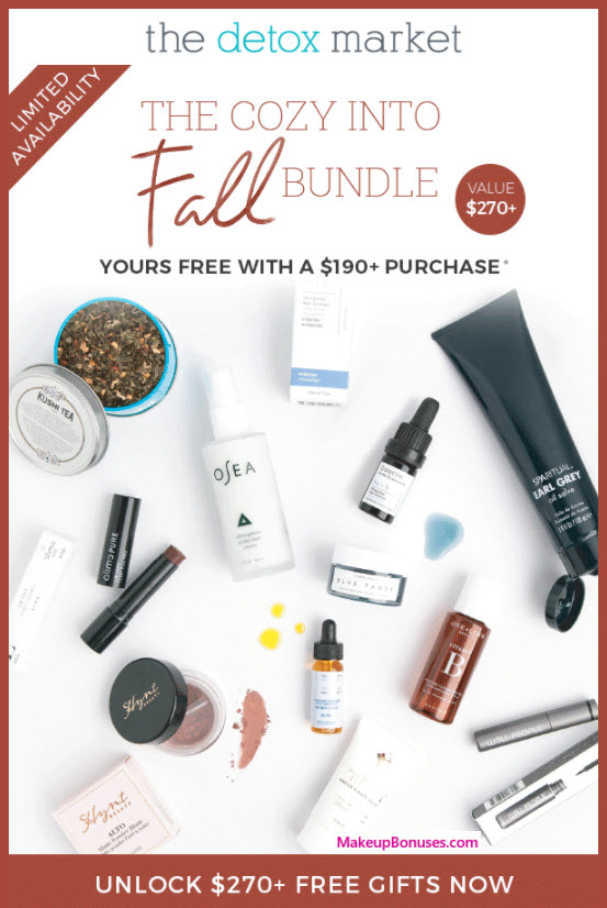 Receive a free 11-pc gift with your $190 Multi-Brand purchase
