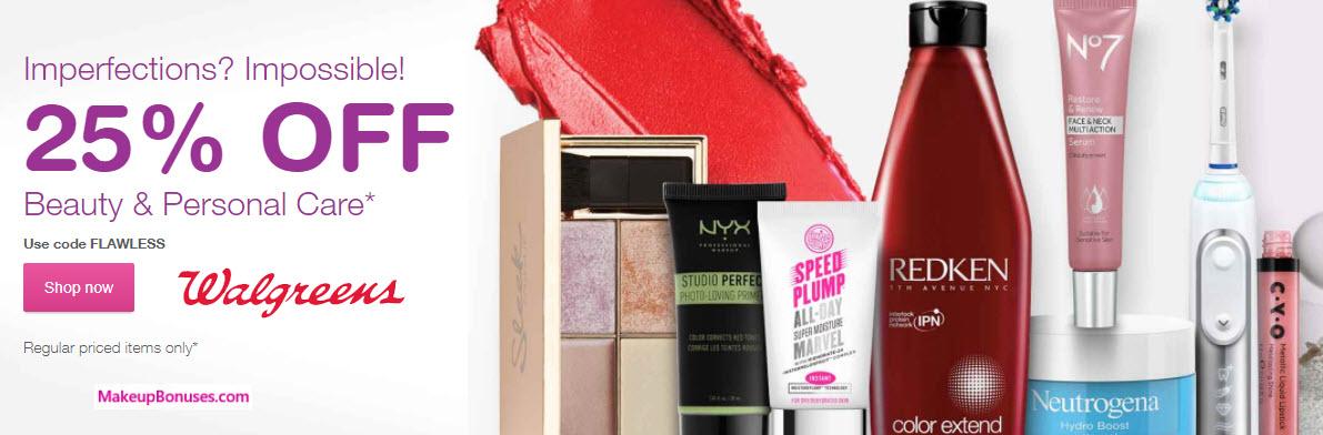 Walgreens Sale - MakeupBonuses.com