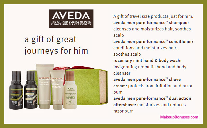 a gift of great journeys for him - MakeupBonuses.com