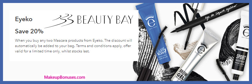 Beauty Bay Sale - MakeupBonuses.com