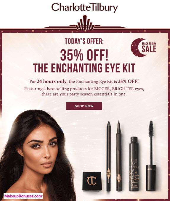 Charlotte Tilbury Sale - MakeupBonuses.com