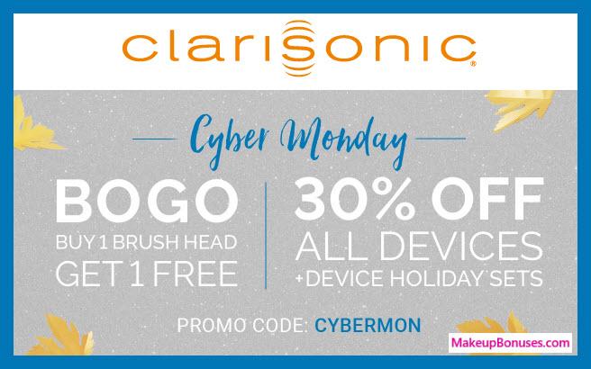Clarisonic Sale - MakeupBonuses.com