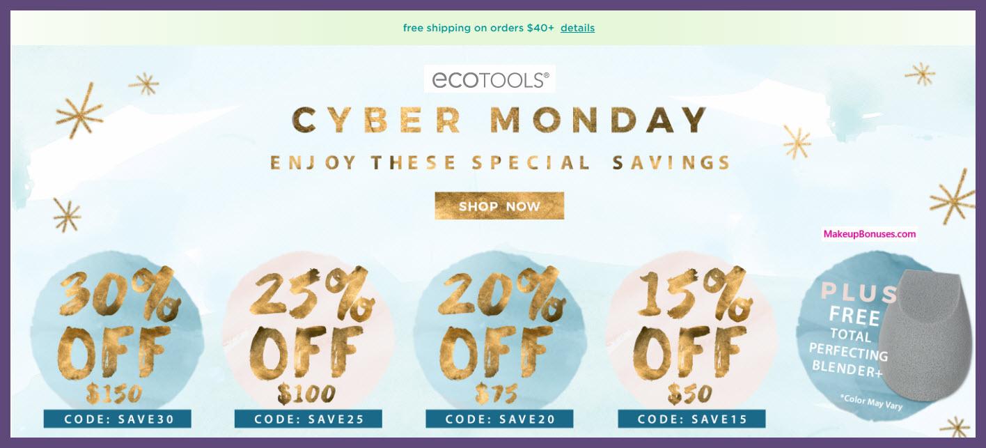 EcoTools Sale - MakeupBonuses.com