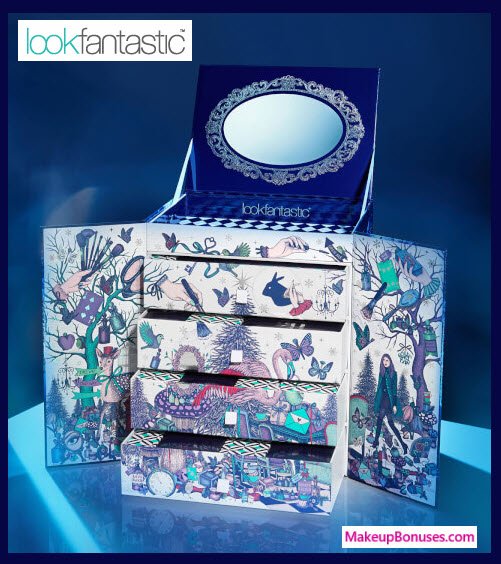 'Beauty in Wonderland' Advent Calendar- MakeupBonuses.com