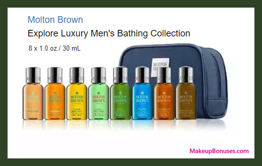 Explore Luxury Men's Bathing Collection - MakeupBonuses.com