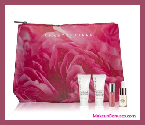 Receive a free 5-pc gift with your $275 Chantecaille purchase