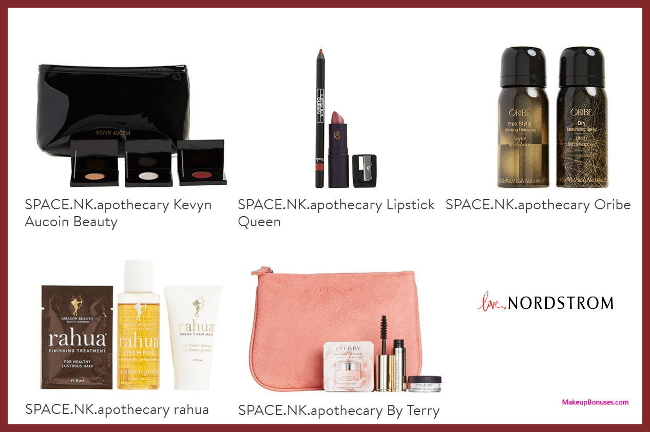 Receive a free 4-pc gift with your $75 SPACE.NK.apothecary By Terry purchase