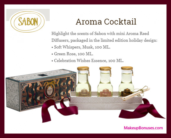 Aroma Cocktail - MakeupBonuses.com