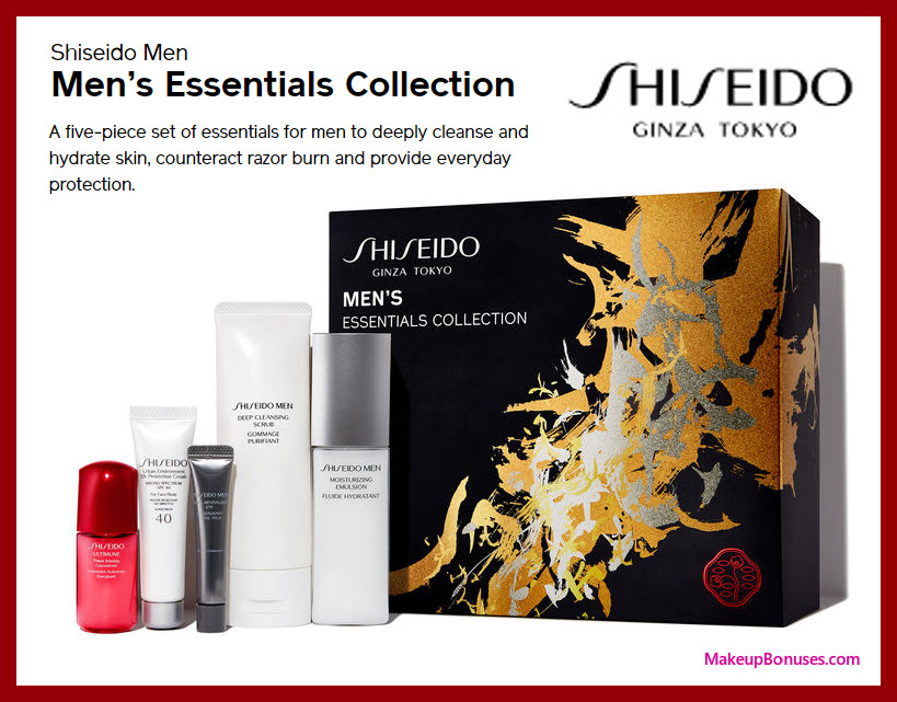 Men's Essentials Collection - MakeupBonuses.com
