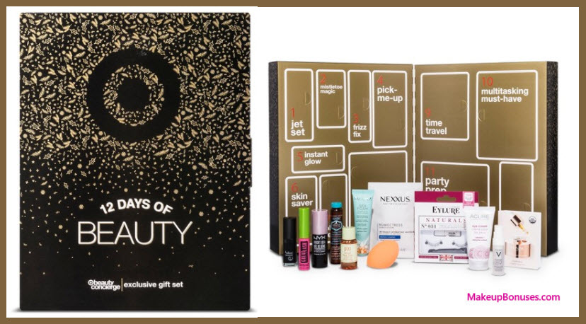 Target 12 Days of Beauty- MakeupBonuses.com