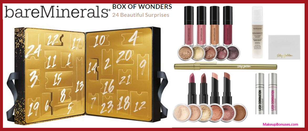 BOX OF WONDERS- MakeupBonuses.com