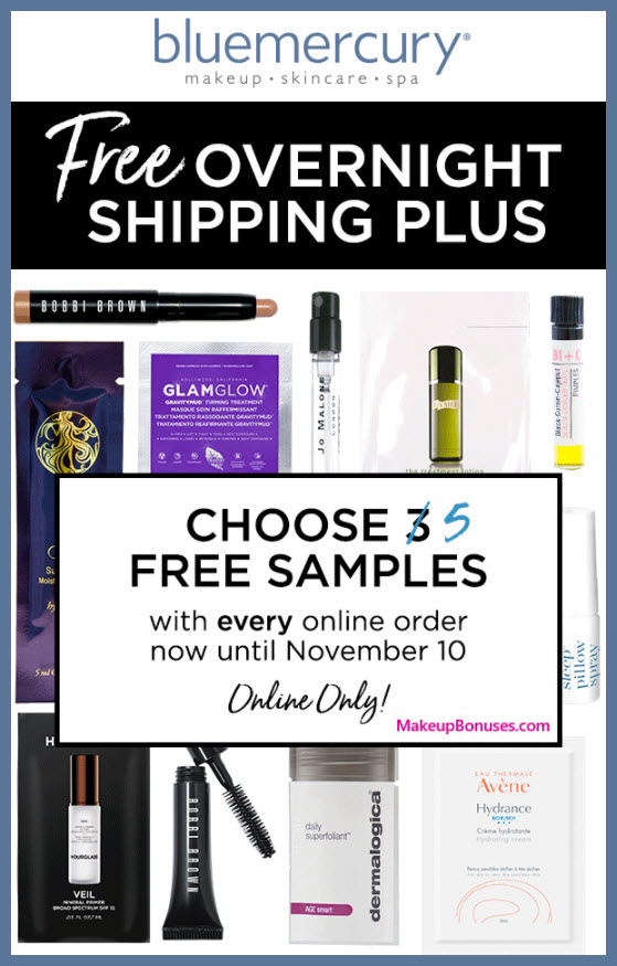 Receive your choice of 5-pc gift with your purchase