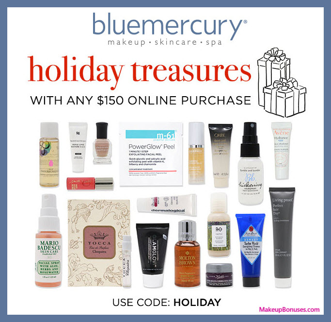 Receive a free 19-pc gift with your $150 Multi-Brand purchase