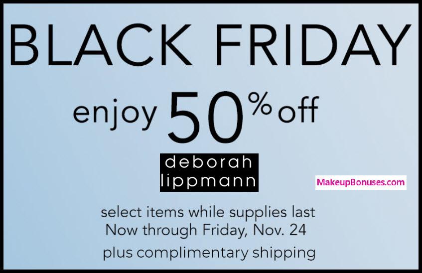 deborah lippmann Sale - MakeupBonuses.com