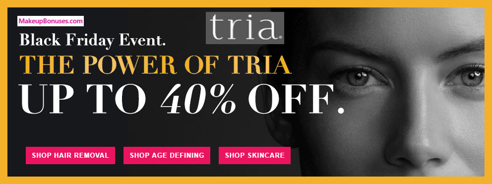 tria beauty Sale - MakeupBonuses.com