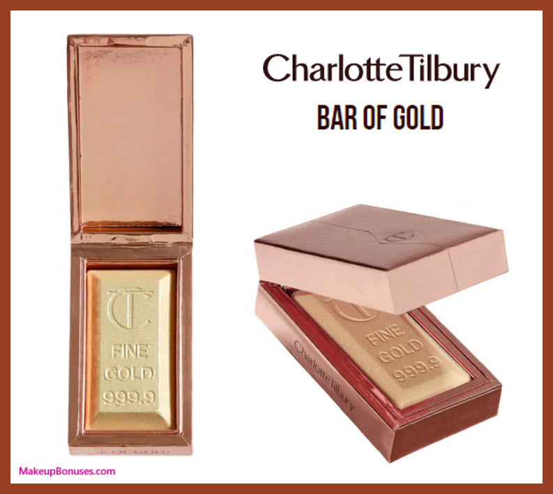 Bar of Gold Illuminating Highlighter - MakeupBonuses.com