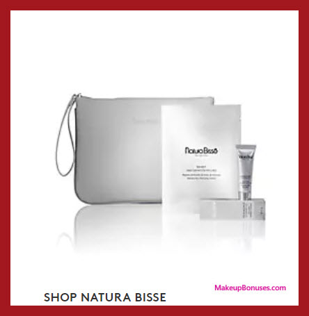 Receive a free 3-pc gift with your $300 Natura Bissé purchase