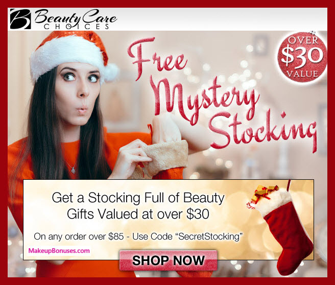 Receive a free 5-pc gift with your $85 Multi-Brand purchase
