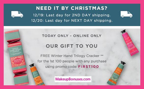 Crabtree & Evelyn Sale - MakeupBonuses.com
