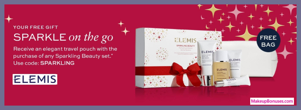 Receive a free 5-pc gift with your Sparkling Beauty Set purchase