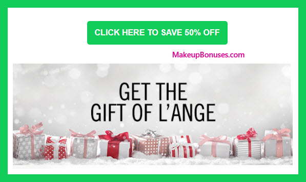L'ange Hair Sale - MakeupBonuses.com