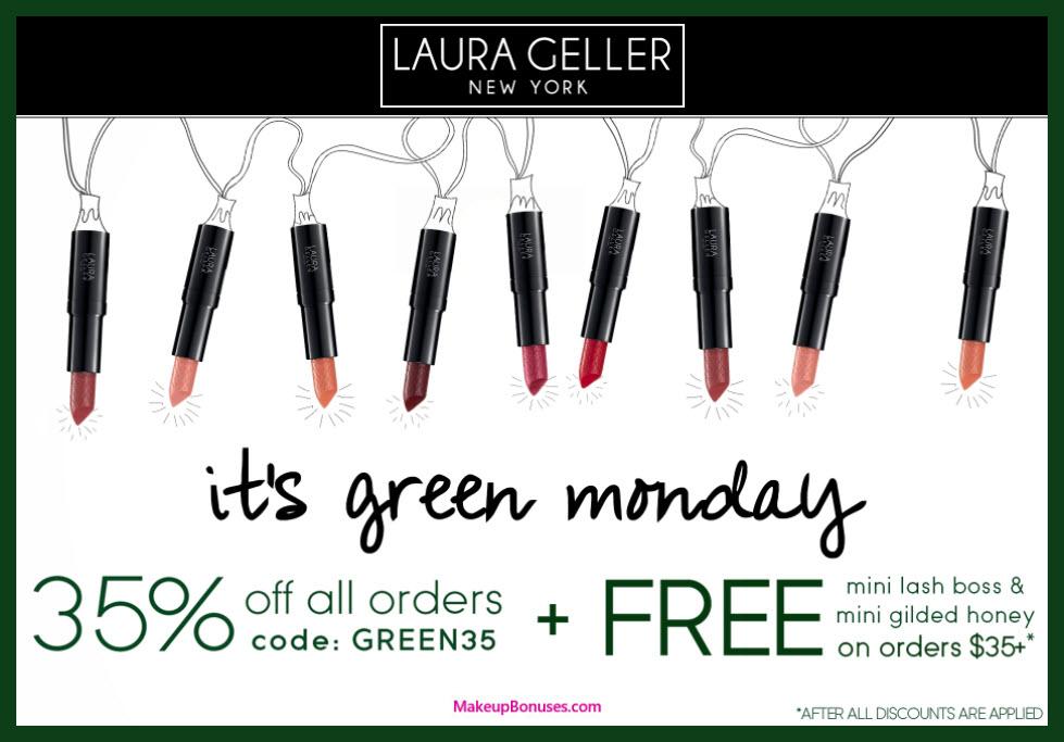 Laura Geller Sale - MakeupBonuses.com