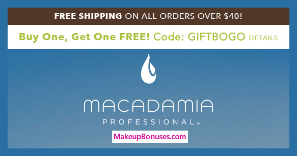 Receive a free 3-pc gift with your 3 products purchase
